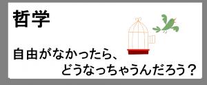 哲学(自由)